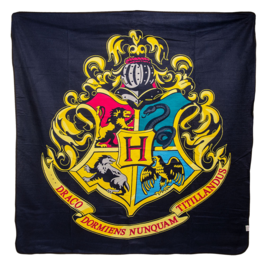 PAL - Mantel tipo Picnic Harry Potter Escudo Hogwarts