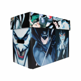 SD - Caja para comics DC Comics Batman Alex Ross