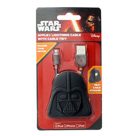 SW - Cable Micro USB Darth Vader