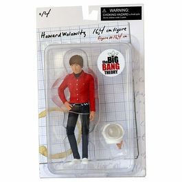 SD - Figura Big Bang Theory Howard Wolowitz