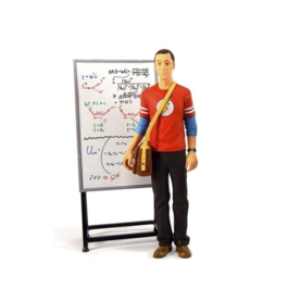 SD - Figura Big Bang Theory Sheldon Cooper
