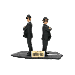 SD - Figura Blues Brothers Jake y Elwood