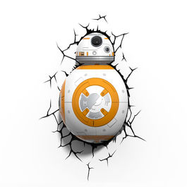 3DLIGHTFX - Lámpara 3D SW BB-8
