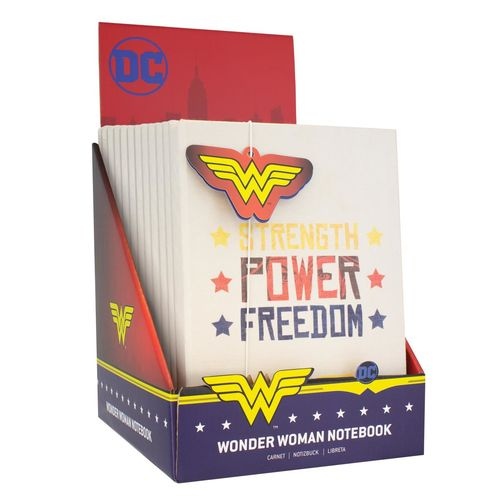 PAL - Libreta DC Comics Wonder Woman