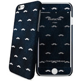IPAINT - Carcasa + Skin - Mustaches Iphone 6