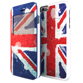 IPAINT - Doble Funda Imán - UK Iphone 6