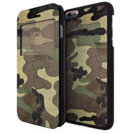 IPAINT - Doble Funda- Camuflaje iPhone 6 Plus