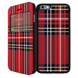 IPAINT - Doble Funda Imán - Escocia iPhone 6 Plus