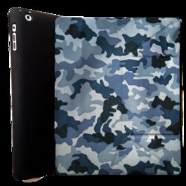 IPAINT - Funda Genius - Camuflaje Azul iPad Air