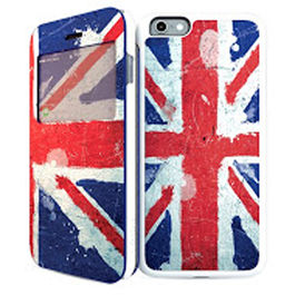 IPAINT - Doble Funda- UK iPhone 6 Plus
