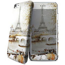 IPAINT - Carcasa + Skin - Paris Iphone 6