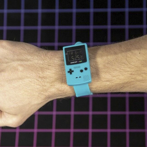 PAL - Reloj Nintendo Game Boy Color