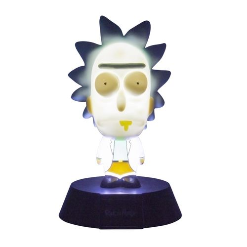 PAL - Lámpara Icon Rick & Morty, Rick