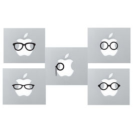 Vinilo - Pack gafas Macbook