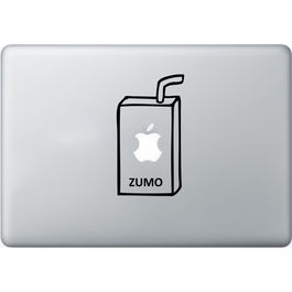 Vinilo - Bric zumo Macbook