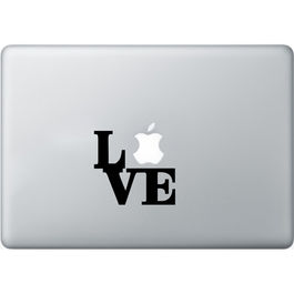 Vinilo - Love Macbook