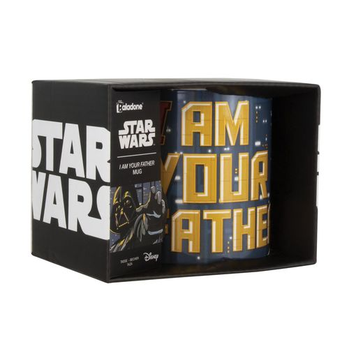 PAL - Taza Star Wars I Am Your Father