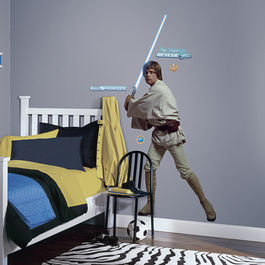 ROOM - Luke Skywalker Gigante (12 elementos)