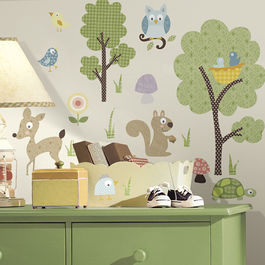 ROOM - Bosque y Animales