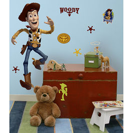 ROOM - TOY STORY Woody Gigante
