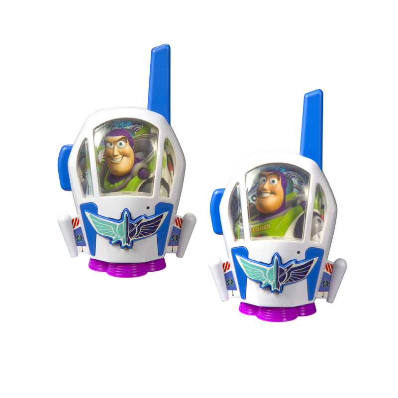 KD - Walkie Talkies Toy Story 4 Buzz Lightyear
