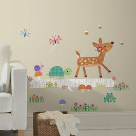 ROOM- Bosque bebes animales