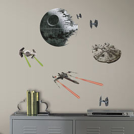 ROOM - STAR  WARS Naves clasicas