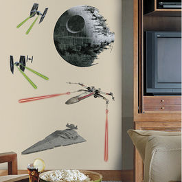 ROOM - STAR WARS Naves Clasicas Gigantes