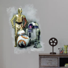 ROOM - STAR WARS Robots Episodio VII