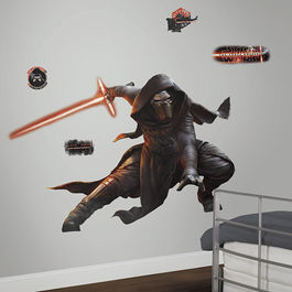 ROOM - Star Wars Ep7 Kylo Ren Gigante