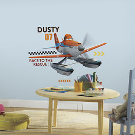 ROOM - Aviones Dusty Pegatina Gigante