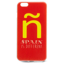 iParole - Carcasa TPU Spain iPhone 6 Plus