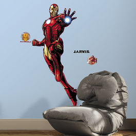 ROOM - Iron Man Gigante con brillo