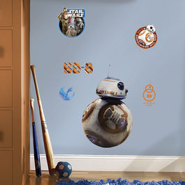 ROOM - Star Wars EP VII BB-8 Gigante